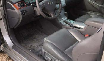2006 Toyota Camry Solara SLE full