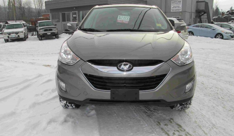 2011 Hyundai Tucson AWD Limited full