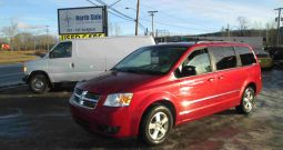 2008 Dodge Grand Caravan SE Stow and Go