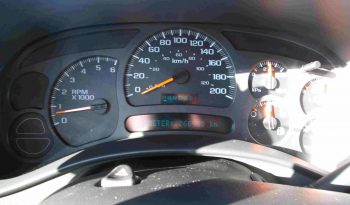 2004 GMC Sierra 1500 Z71 5.3L full