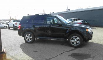 2011 Ford Escape Limited full